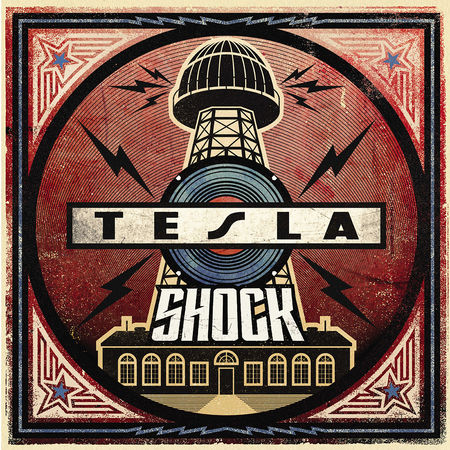 Tesla: Shock (CD)
