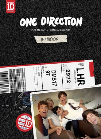 One Direction: Take Me Home - Deluxe Yearbook CD Album