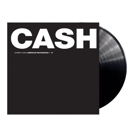 Johnny Cash: American Recordings Vinyl Box Set (7LP)