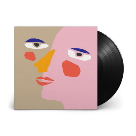 Peakes: Absent In Person: Vinyl EP