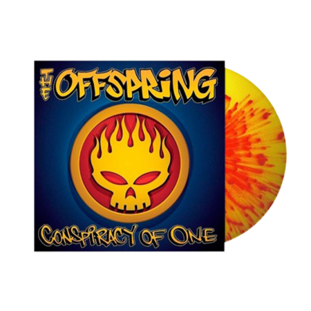 The Offspring : Conspiracy Of One (LP)