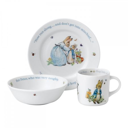 Peter Rabbit: Peter Rabbit 3-Piece Box Set