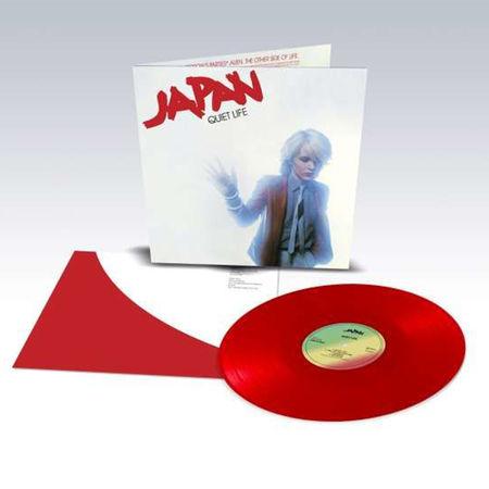japan: Quiet Life (2021 Remaster): Limited Edition Red Vinyl