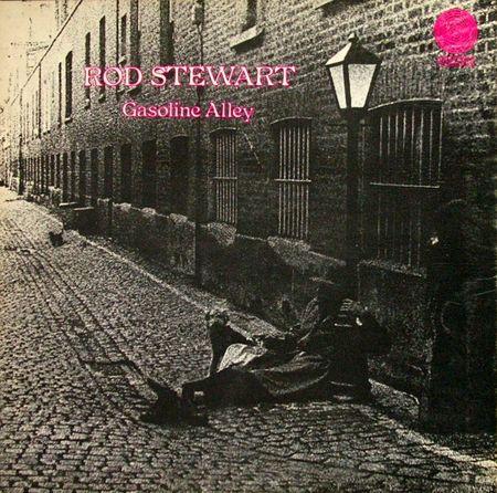 Rod Stewart: Gasoline Alley
