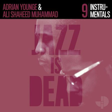 Adrian Younge, Ali Shaheed Muhammad : Instrumentals JID009: CD