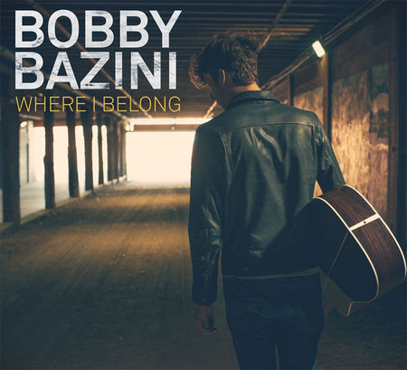 Bobby Bazini: Where I Belong (Standard CD)