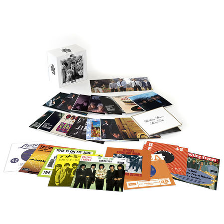 The Rolling Stones: The Rolling Stones In Mono CD Box Set + 7