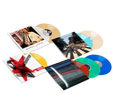 Paul McCartney: Live Albums Colour Vinyl Bundle