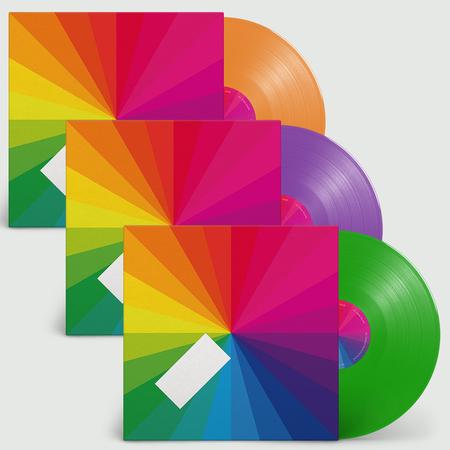 Jamie xx: In Colour [Remastered]: Limited Edition Random Colour Vinyl [Orange, Green or Purple]