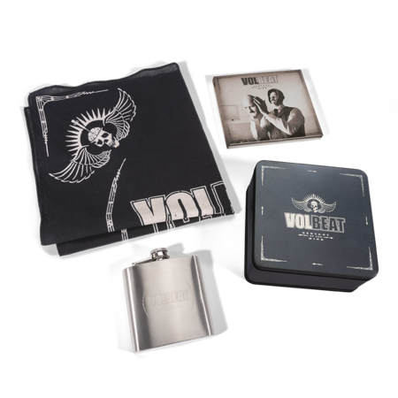 Volbeat: Servants Of The Mind Ltd Fan Box