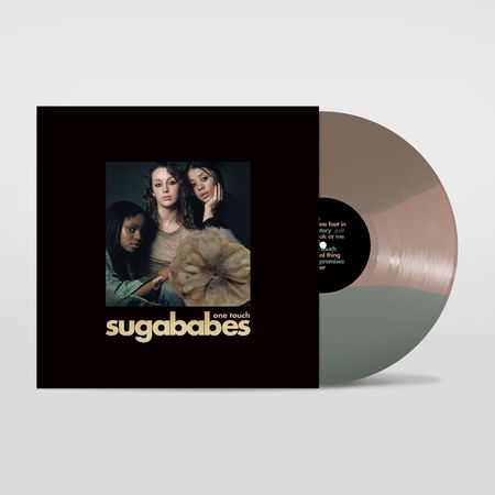 Sugababes: One Touch: Deluxe 20th Anniversary Edition Tri-Colour Vinyl LP + 12x12