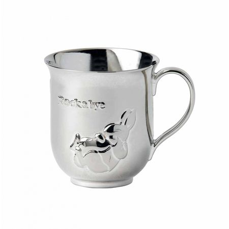 Peter Rabbit: Peter Rabbit Silver-Plated Baby Cup