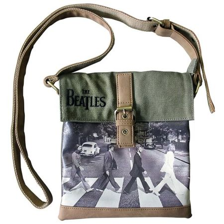 The Beatles: Beatles Abbey Road Green Mini Bag