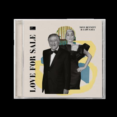 Tony Bennett & Lady Gaga: Love For Sale Alt CD 4