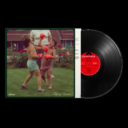 Elbow: Flying Dream 1: Black Vinyl LP