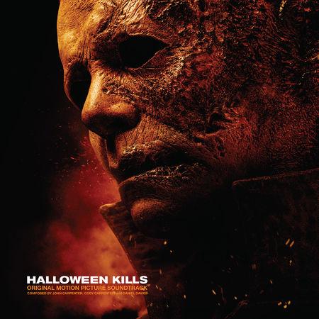 John Carpenter, Cody Carpenter and Daniel Davies : Halloween Kills: Original Motion Picture Soundtrack: CD