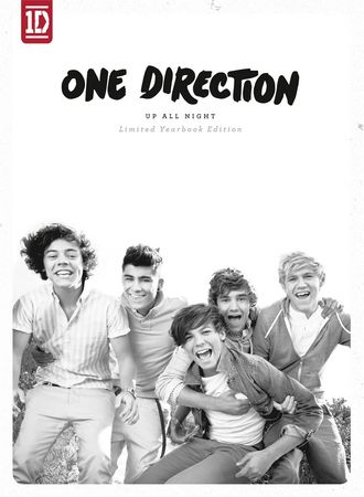 One Direction: Up All Night - Album CD Annuaire Deluxe