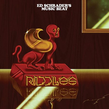Ed Schrader's Music Beat: Riddles Red And Gold Coloured Vinyl