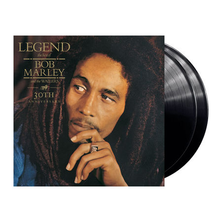 Bob Marley: Legend: 30th Anniversary Edition (2LP)