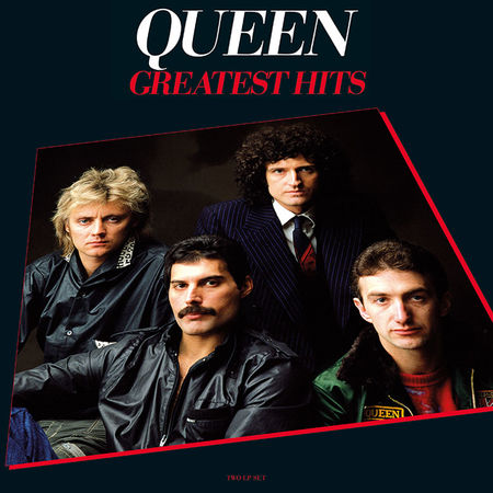 Queen: Greatest Hits 180gm Heavyweight Vinyl