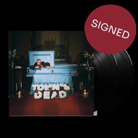 Kojaque: Town's Dead: Double Vinyl 2LP + *SIGNED* Print