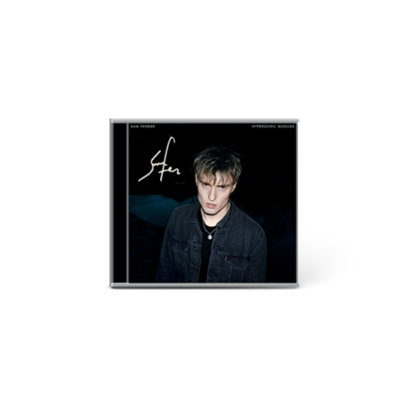 Sam Fender: HYPERSONIC MISSILES SIGNED CD