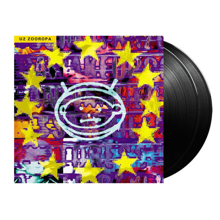 U2: Zooropa (2LP)