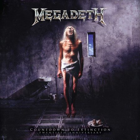 Megadeth: Countdown To Extinction (CD)