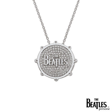 The Beatles: Beatles Drum Necklace