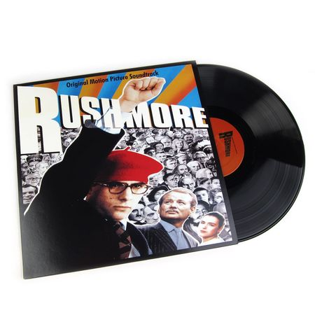 Soundtrack: Rushmore LP Soundtrack