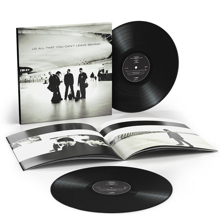 U2: All That You Can't Leave Behind (20th Anniversary) (Deluxe 2LP)