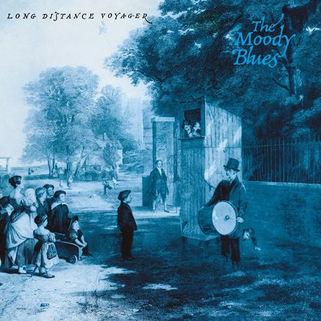 The Moody Blues: Long Distance Voyager (LP)