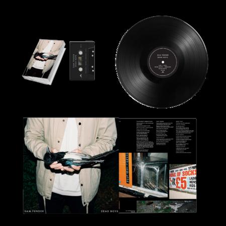 Sam Fender: Dead Boys EP Vinyl + Cassette