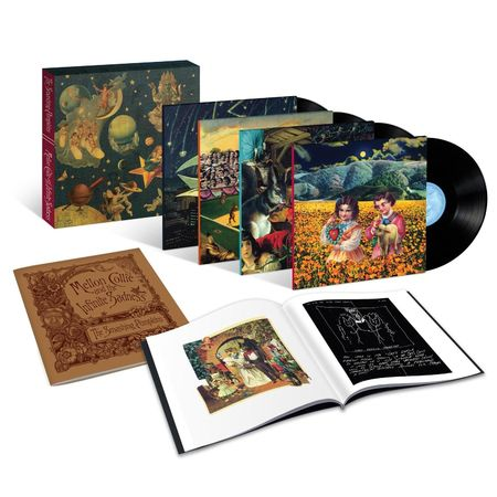 The Smashing Pumpkins: Mellon Collie & The Infinite Sadness (4 LP)