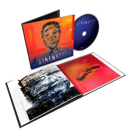 Robbie Robertson: Sinematic (CD)