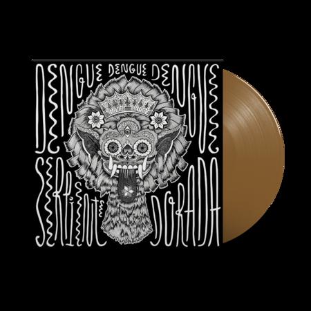 Dengue Dengue Dengue: Serpiente Dorada: Limited Edition Gold Vinyl LP