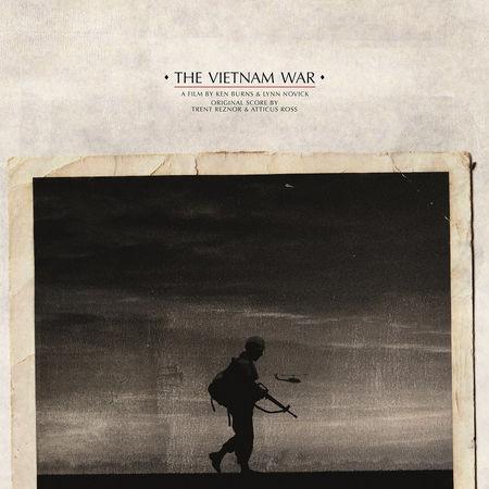 Soundtrack: The Vietnam War: Original Score By Trent Reznor & Atticus (3LP)