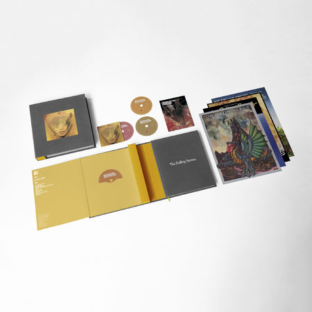 The Rolling Stones: Goats Head Soup 2020 Super Deluxe Box Set