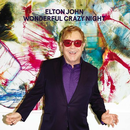 Elton John: Wonderful Crazy Night (CD)