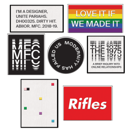 The 1975: PATCH SET