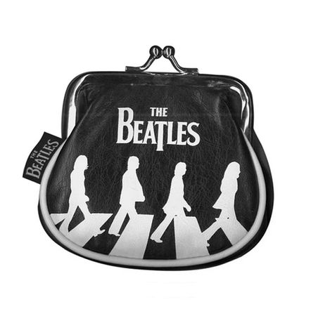 The Beatles: Abbey Road Clip Purse