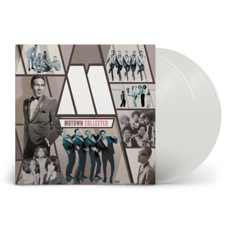 Various Artists: Motown Collected: Limited Edition Coloured Vinyl