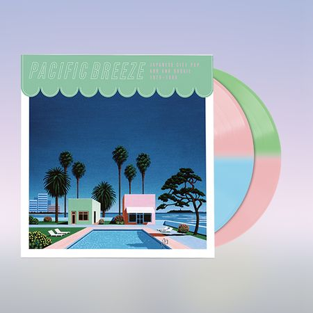 Various Artists: Pacific Breeze, Japanese City Pop, AOR & Boogie 1976-1986: Limited