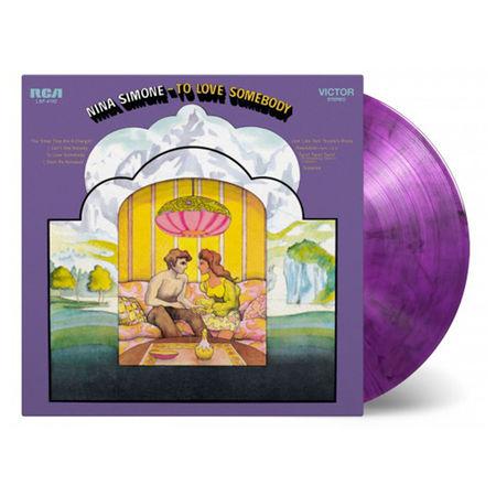 Nina Simone: To Love Somebody: Limited Edition Purple & Black Marbled Vinyl