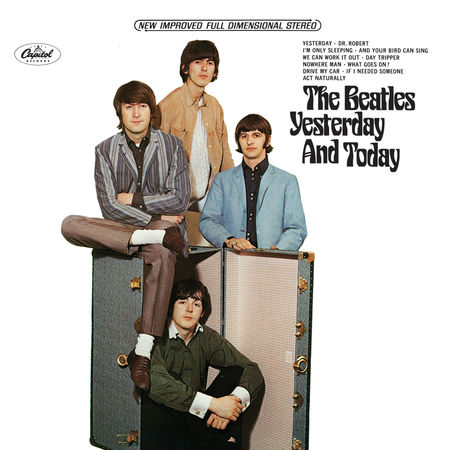 The Beatles: Yesterday And Today (USA Version)