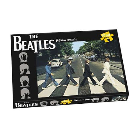 The Beatles: Abbey Road 1000pc Jigsaw puzzle