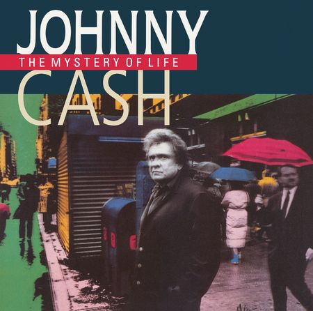 Johnny Cash: The Mystery Of Life (LP)
