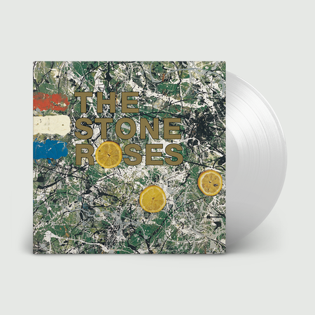 The Stone Roses: Stone Roses: Limited Edition Clear Vinyl