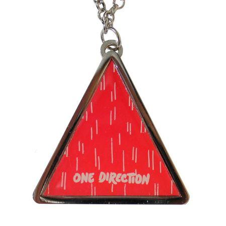 One Direction: Colgante en forma de triángulo de One Direction