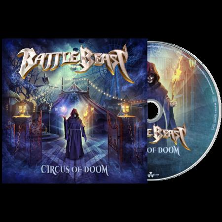 Battle Beast: Circus Of Doom: CD